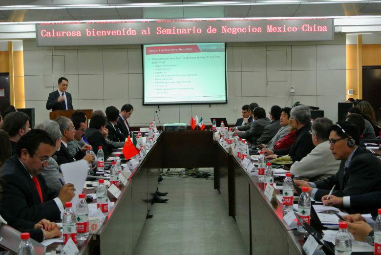 Seminario China Mexico