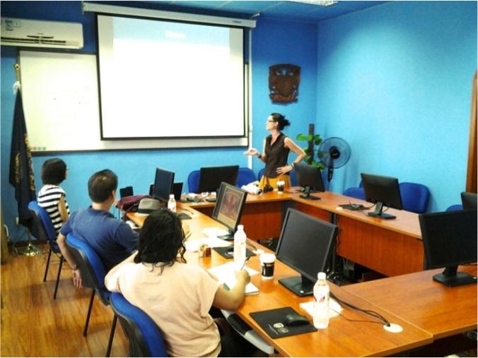 Curso Introductorio con alumnos Cechimex
