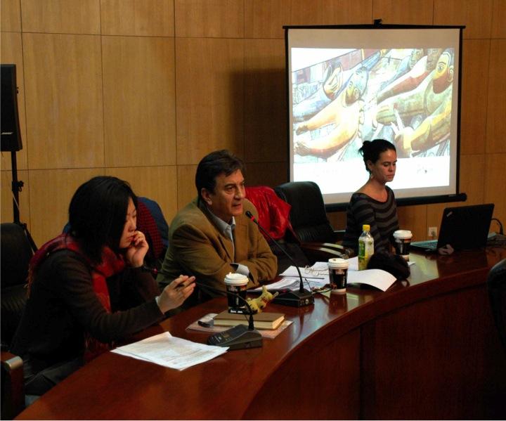 Presentación de la UNAM ante Buró de Expertos