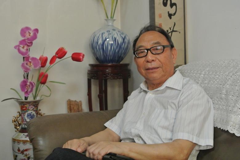Profesor Sun Jiakun