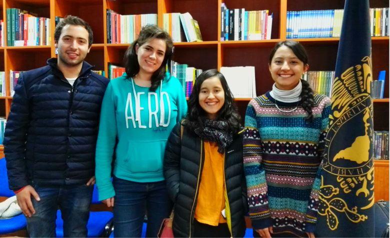 Estudiantes web