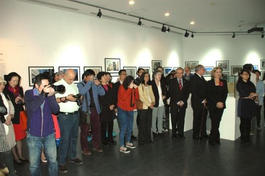 Inauguración Cervantes 2