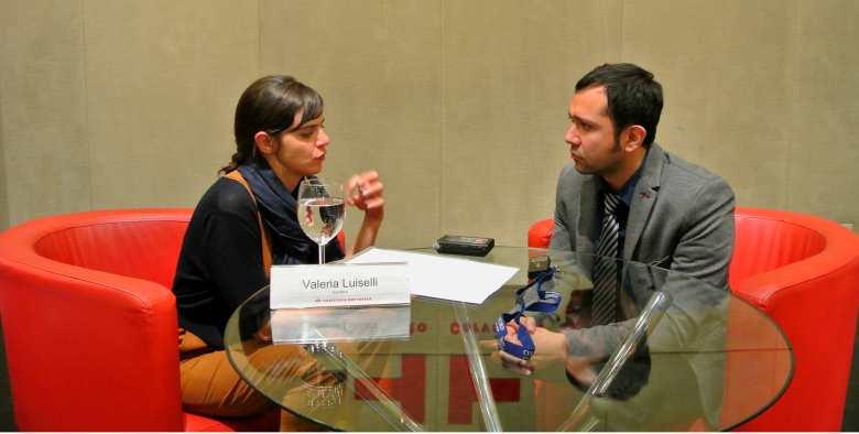 Luiselli entrevista