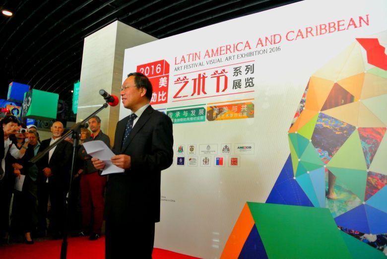 3 Ministro Cultura China